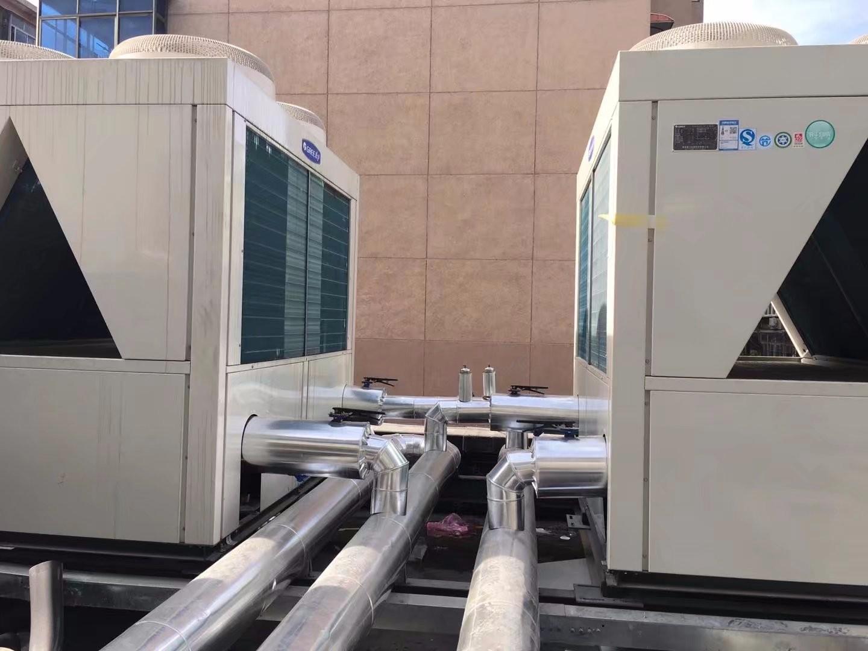 贺:我公司中标郑州大学第三附属医院空调工程